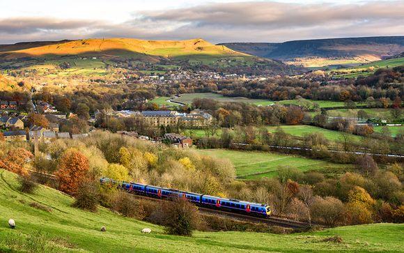 Explorando Inglaterra en tren