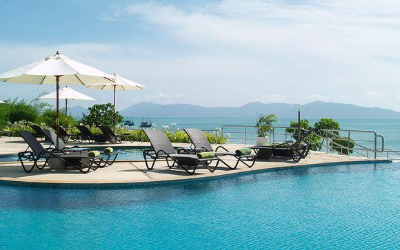 Mandarin Hotel Bangkok 4* y Samui Buri Beach Resort 4*