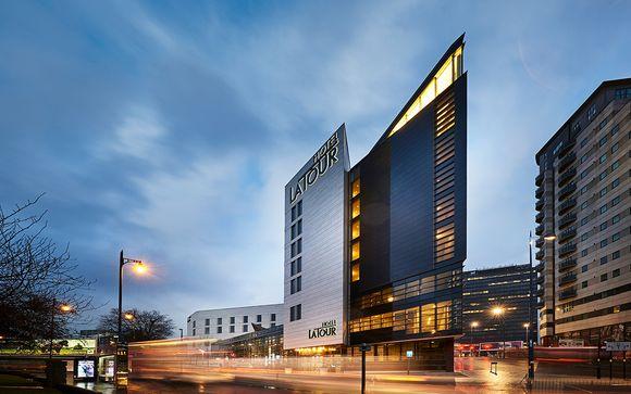 Reino Unido Birmingham Hotel La Tour 4* desde 52,00 €