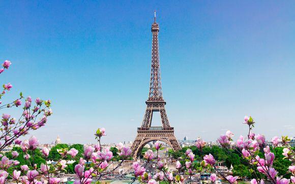La Ciudad del Amor le espera