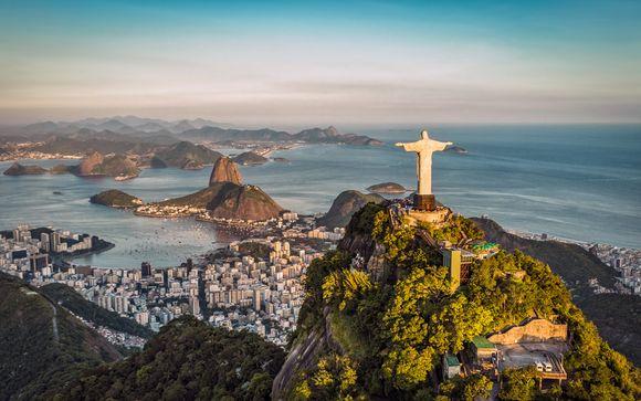 Circuito especial de Carnaval o circuito de Paraty y Río de Janeiro