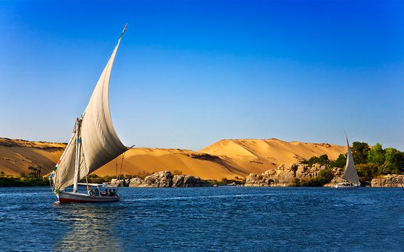 Egipto El Cairo - Tierra de Faraones con Hotel Marriot 5* desde 699,00 €