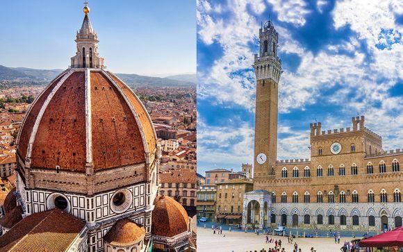 Entre arte, mar y colinas en la mágica Toscana