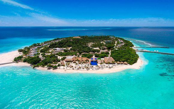 Emerald Maldives Resort & Spa 5* Luxury Opening Premium All Inclusive