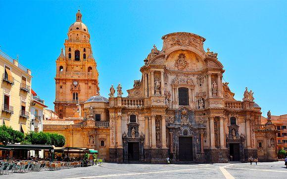 Hesperia Murcia Centro