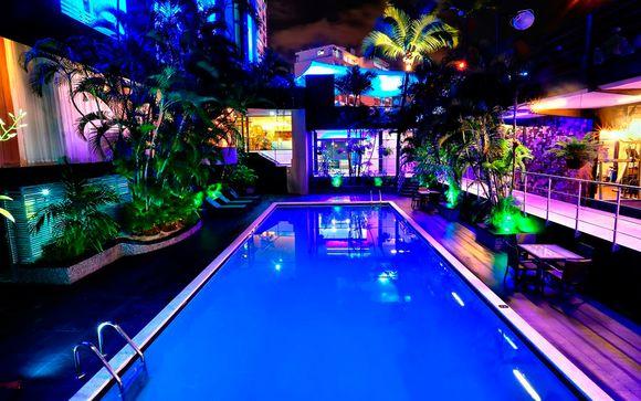 4 noches en el Hotel Riande Granda Urban 4*, en Ciudad de Panamá
