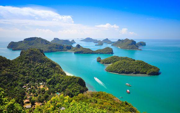 Combinado Krabi Resort 4* y Sea Dance Resort 4*
