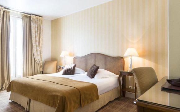 Hotel Champs Elysées Friedland by Happyculture 4*