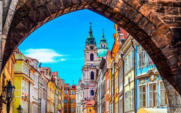 Aparthotel en el corazón de Praga