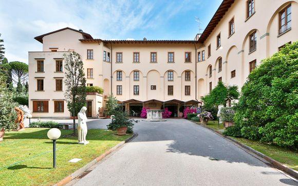 Villa Gabriele D'Annunzio 4*