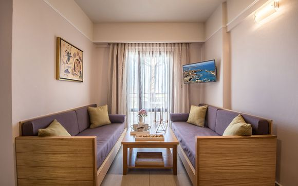 Porto Platanias Beach Resort & Spa 4*