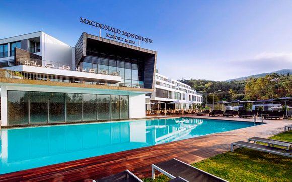Portugal Monchique - Macdonald Monchique Resort &amp Spa 5* desde 186,00 €