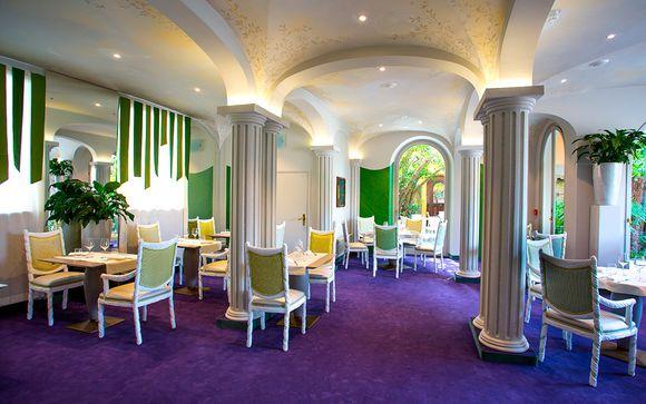 Grand Hotel Villa Castagnola 5*