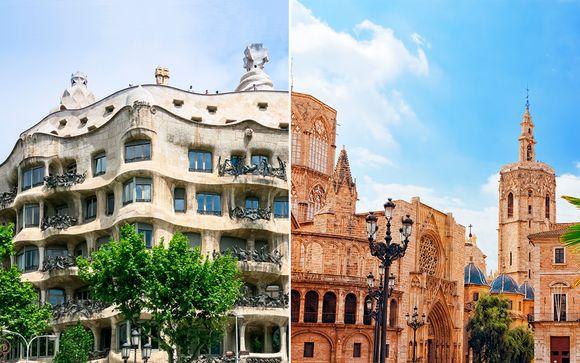 Barcelona - Barcelona y Costa Dorada en Fly and Drive