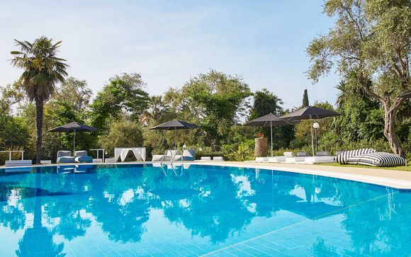 Mr & Mrs White Corfu 4*