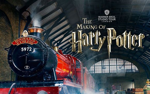 Tu Hotel Secreto 4* y Harry Potter Studios