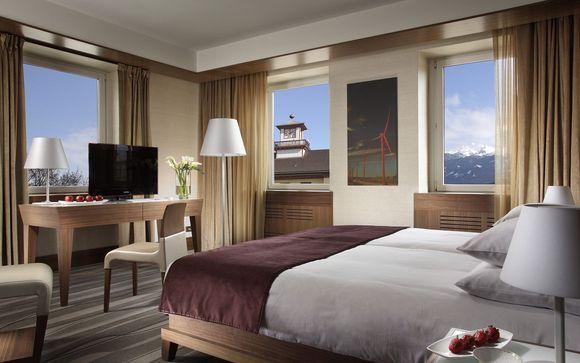 Grand Hotel Europa 5*