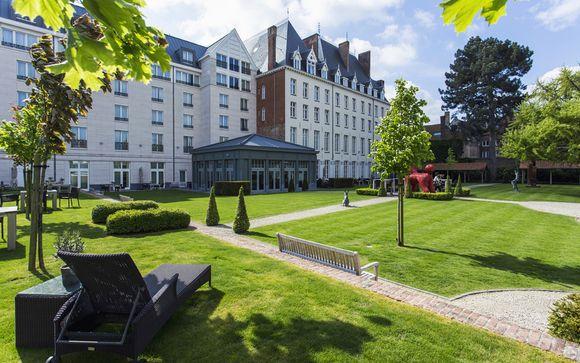 Hotel Dukes' Palace Brugge 5* con opción a Bruselas
