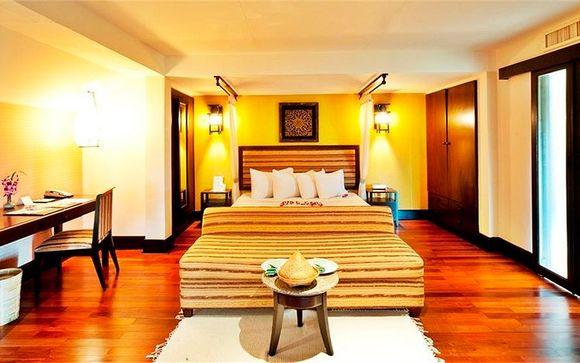 Andaman White Beach Resort le abre sus puertas