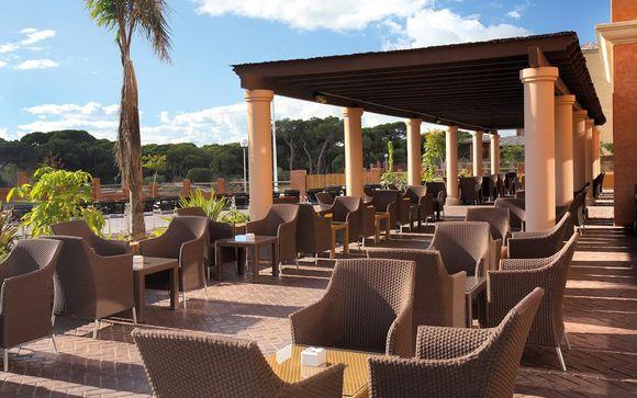 Hotel Barceló Punta Umbría Mar 4*