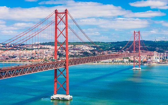 Escapada a la capital portuguesa en un moderno hotel