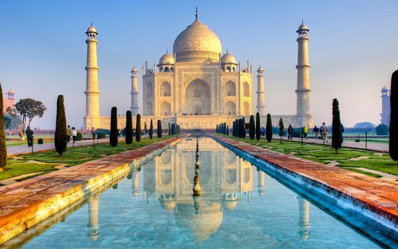 India Delhi - Las Perlas de la India con opción a Maldivas desde 1.739,00 €