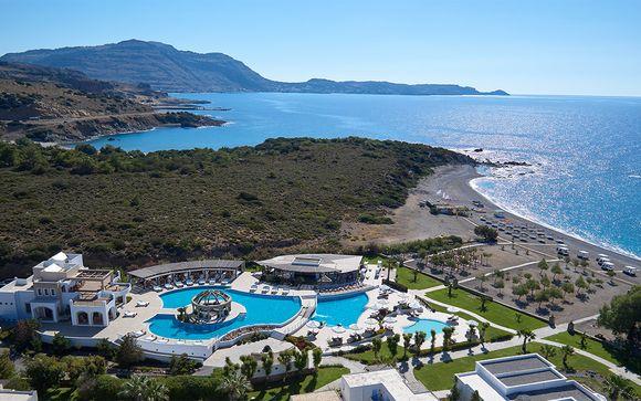 Grecia Rodas - Lindian Village 5* desde 207,00 €
