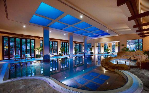 Grand Hyatt Dubai 5* (sólo con opción 2)