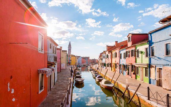 Italia Venecia - Casa Burano Hotel desde 45,00 €