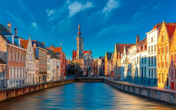 Hotel Le Plaza Brussels 5* y Grand Hotel Casselbergh 4*