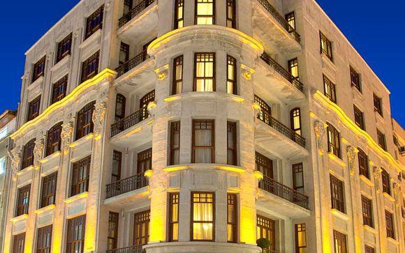 Atik Palas Hotel le abre sus puertas
