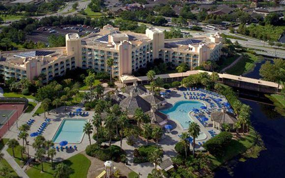 Hotel Buena Vista Palace  - Orlando - Estados Unidos