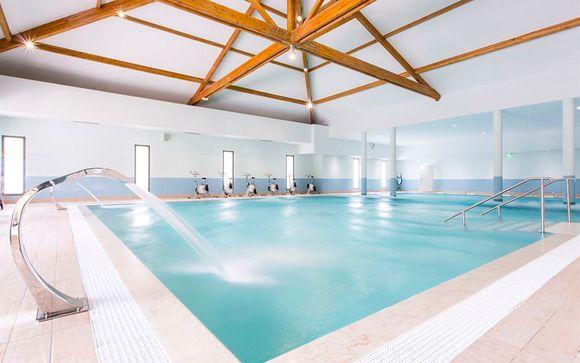 Vichy Spa Hotel Montpellier Juvignac 4*
