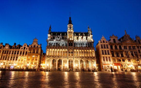 Bélgica Bruselas - Warwick Brussels - Grand Place 5* desde 73,00 €