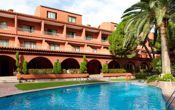 Hotel Bonaire Intur **** - Benicassim, Castellón