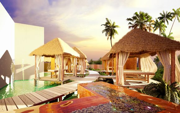 Hotel Nickelodeon™ Resort Punta Cana 5*