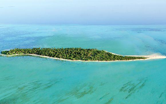 Maldivas Lhaviyani Atoll  Cocoon Maldives 5* desde 2.376,00 €