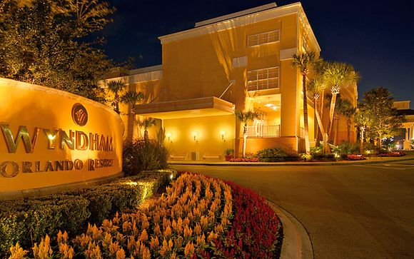 Hotel Wyndham Orlando Resort International Drive 4*
