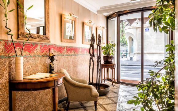 Villa Montparnasse 4*