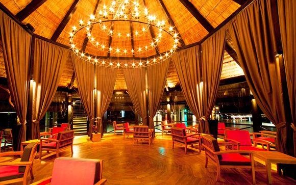 Todo Incluido Hotel Adaaran Select Hudhuranfushi: