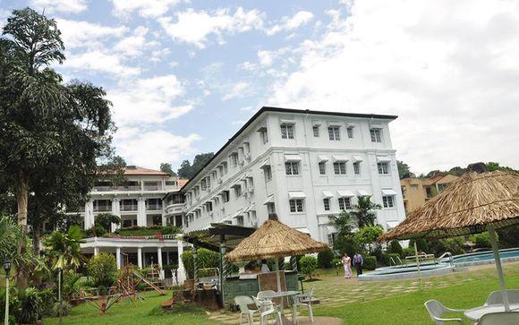 Hotel Suisse 4*