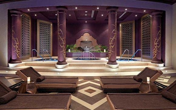 Spa en el Hard Rock Hotel Riviera Maya 5*