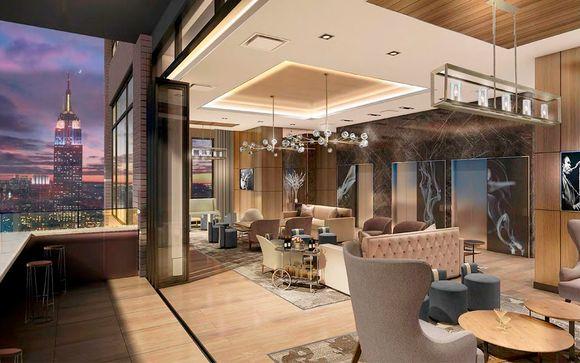 Aliz Hotel Times Square 4* (solo opción 2)