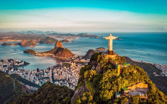 Mama Shelter Rio De Janeiro 4* con extensión a Paraty
