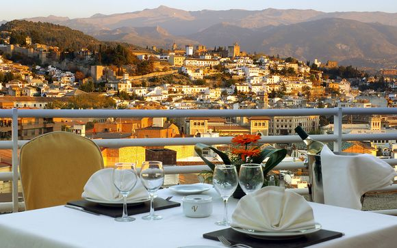 El Hotel Vincci Granada le abre sus puertas