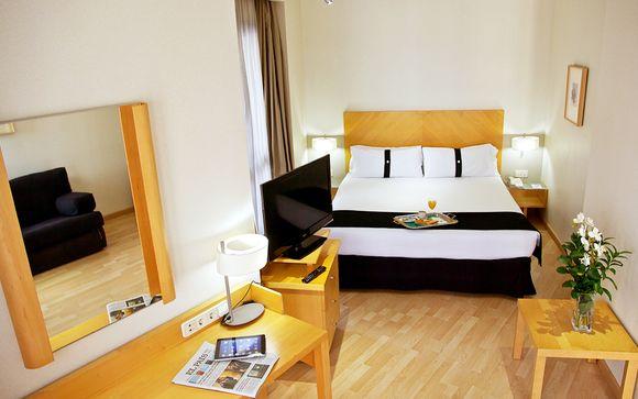 El Hotel Holiday Inn Valencia le abre sus puertas