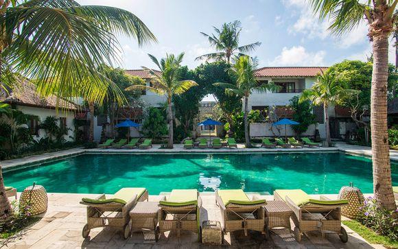 El Hotel Sudamala Suites & Villas Sanur 5*  le abre sus puertas