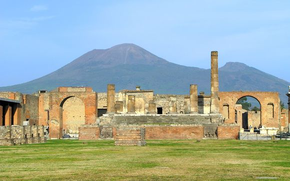 Tour opcional a Pompeya