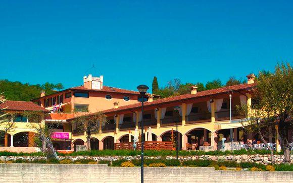 El Hotel Donna Silvia le abre sus puertas
