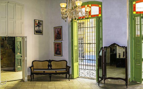 Casas particulares le abren sus puertas
